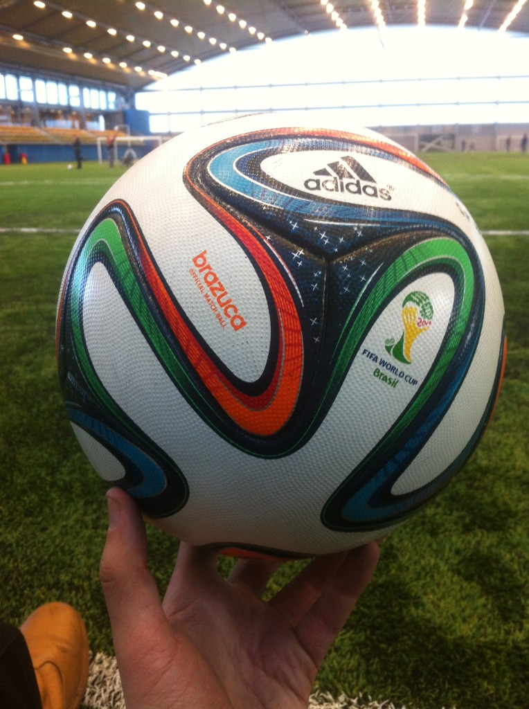 FIFA Testing Ball