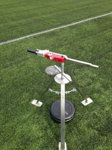 Rotational Resistance 3G Pitch FIFA Test