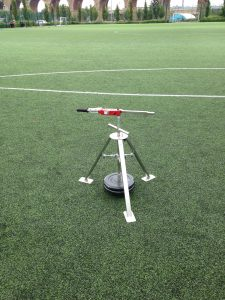 FIFA 3G Pitch Rotational Resistance Testing