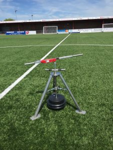 FIFA 3G pitch testing - rotational resistance