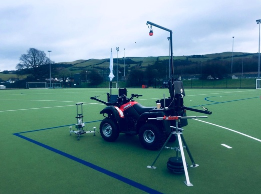 FIH Pitch Testing - FIH Quality Programme